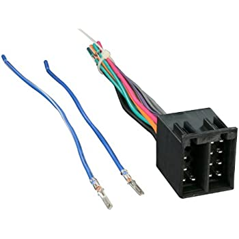 41bfMZdE9%2BL._SL500_AC_SS350_ amazon com stereo wire harness ford focus 00 01 02 car radio Ford Focus Turn Signal Light Bulb at soozxer.org