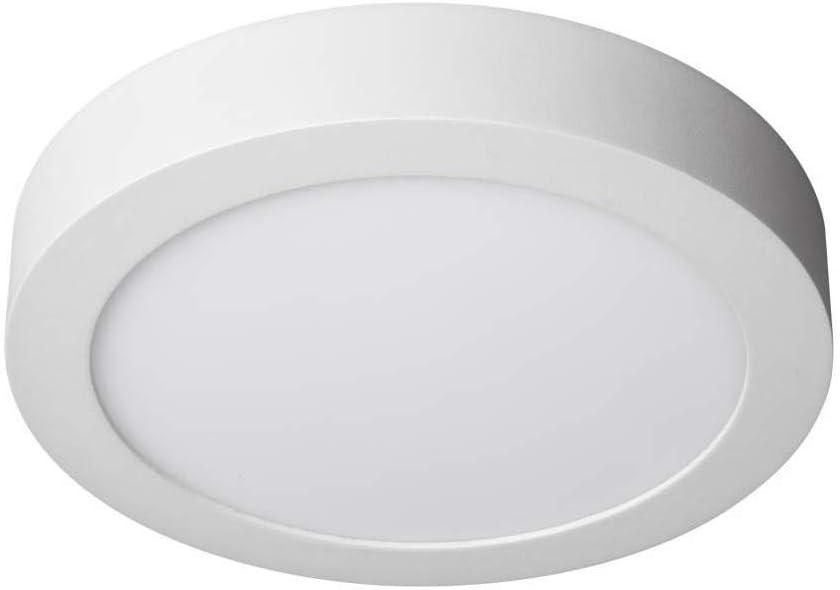 rinconLED-DOWNLIGHT PANER SUPERFICIE LED CIRCULAR 20W plafon Redondo Blanco LUZ NEUTRA Clase de eficiencia energética A++: Amazon.es: Iluminación