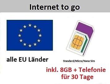 Carte Italie Grece Croatie.Prepaid Donnees Sim Carte Internet Mobile Pour La Ganze Eu