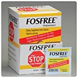 Fosfree – Calcium Supplement – 3000 IU / 300 IU / 100 mg Strength – Tablet – 120 per Bottle-McK