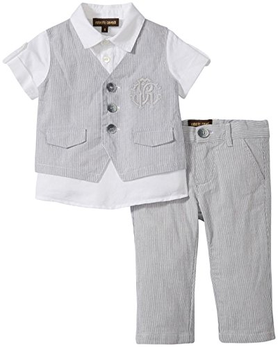 roberto-cavalli-shirt-vest-and-pant-set-with-stripe-detail-multi-6-months