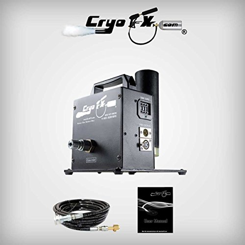 - CryoFX (The Original) CO2 Jet - CO2 Jet Blaster, CO2 Jet Machine, CO2 Cannon
