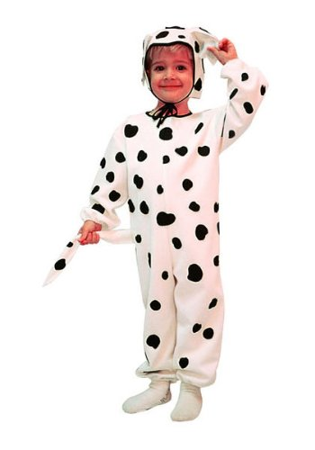 RG Costumes 70040-I Dalmatian Costume - Size Infant (Dalmatian Halloween Costume For Baby)
