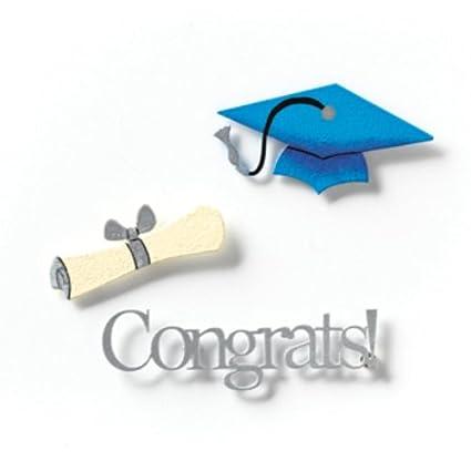 amazon com embellish your story graduation magnets set of 3
