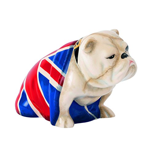 Royal Doulton James Bond Spectre Jack the Bulldog Figurine by ROYAL DOULTON