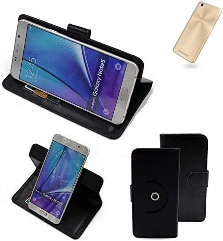 K-S-Trade 360° Funda Smartphone para ZTE Blade A612, Negro ...