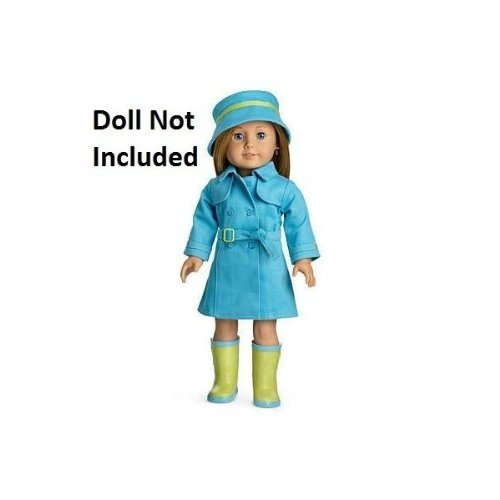 American Raincoat Boots Dolls INCLUDED