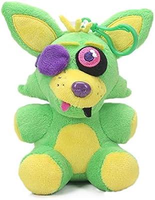 Koala Stuffed Animals Mini, Amazon Com Gifts For Life Adorable Fnaf Plush 14cm Five Nights At Freddy S 4 Plush Pendant Fnaf Foxy Chica Bonnie Golden Freddy Nightmare Fredbear Bear Keychain Toys Toys Games