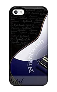 Protective Tpu Case With Fashion Design For Iphone 5/5s (nightwish)