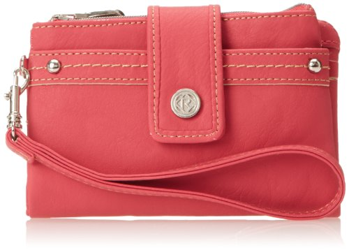 Relic Vicky Multifnctn Wallet,Bright Pink,One Size