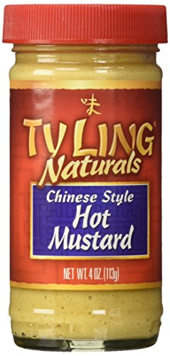 Ty Ling Mustard Chinese Hot (Hot Dijon Mustard)