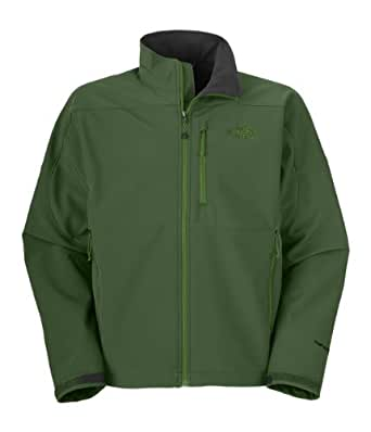 The North Face Apex Bionic Jacket - Men's Nottingham Green/Nottingham Green Small