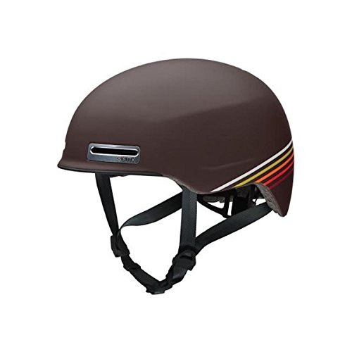 Maze Helmet - Smith Optics Maze Adult MTB Cycling Helmet - Matte Morel Sunset / Medium