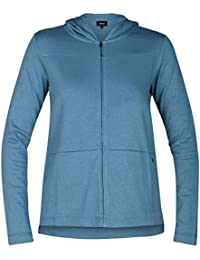 Womens One & Only Full Zip Long Sleeve Top 941327