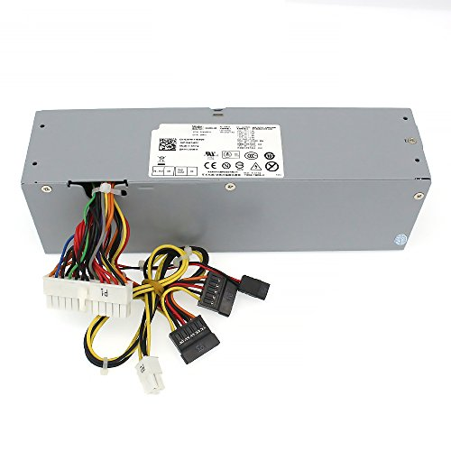 YEECHUN 240W New Power Supply for Dell OptiPlex 390 790 960 990 3010 7010 9010 Small Form Factor SFF H240ES-00 D240ES-00 AC240AS-00 AC240ES-00 DPS-240WB L240AS-00 H240AS-00 3WN11-180 Days Warranty! by YEECHUN (Image #3)