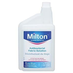 Milton 2 - Detergente antibacterias para ropa