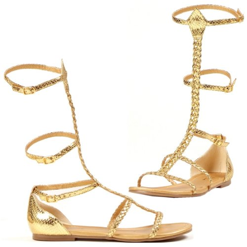 Cairo Adult Shoes - Cairo Adult Costume Shoes - Size