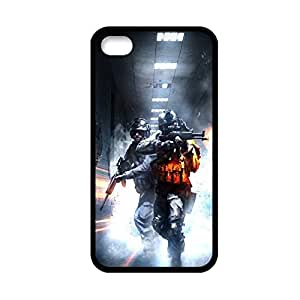 Generic Printing Battlefield 4 Hard Plastic Phone Case For Boy For Apple Iphone 4S 4 Th Choose Design 6