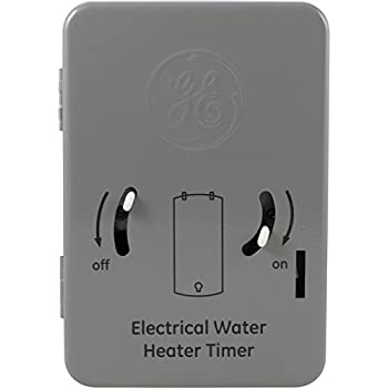 ge 15207 24 hour electrical water heater timer wall timer mechanical water heater timer