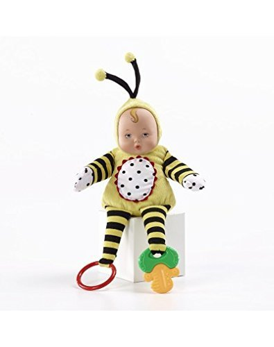 Bumble Bee Rattle - Madame Alexander 70105 Play With Me Bumble Bee Doll