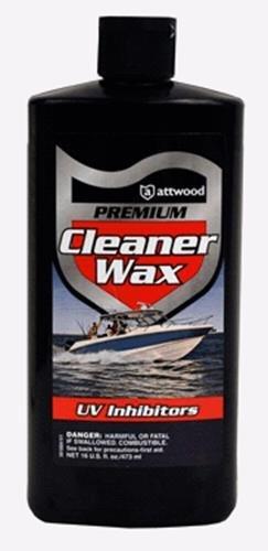 (Attwood Marine Cleaner/Wax Premium One Step)