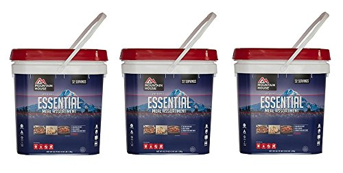 Mountain House Just In Case.Essential Bucket (3 BUCKETS) by Mountain House (Image #1)