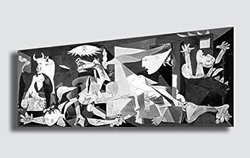 Quadro PABLO PICASSO Guernica - RIPRODUZIONE STAMPA SU TELA Quadri ...