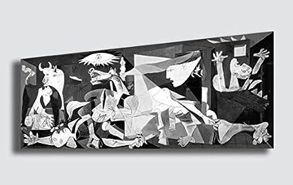 Stampe Moderne Cucina : Quadro pablo picasso guernica riproduzione stampa su tela quadri