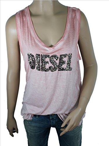 Diesel CRASSULA P Tank Top, rot