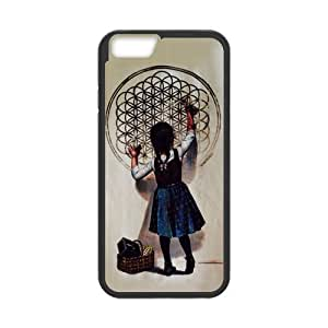 """Case for iPhone 6 4.7"""",Cover for iPhone 6,iPhone 6 case,Hard Case for iPhone 6,Bring Me The Horizon BMTH Design PC and TPU Screen Protector Hard Case for Apple iPhone 6 4.7"""" by Maris's Diary"""