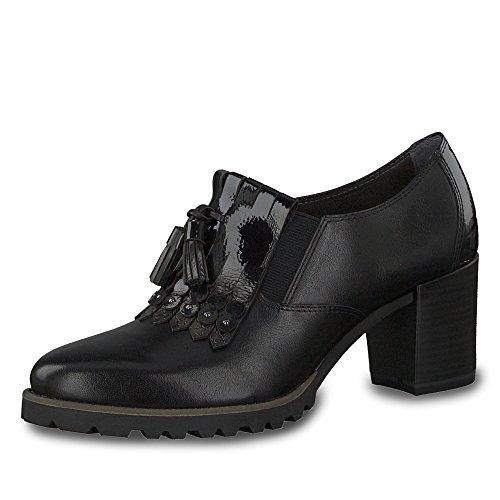 Femme Bottes Classiques Black 24410 Tamaris t0qUBqx