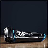 Braun Series 9 9242 s Afeitadora Eléctrica Hombre: Afeitadora Barba Con Base De Carga Y Funda Para Viaje, Negro/Azul Eloxal: Amazon.es: Salud y cuidado personal