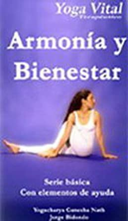 Jorge Bidondo - Yoga Vital Armonia Y Bienestar USA DVD ...