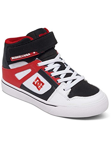DC Spartan High EV Kids White Black Red 39