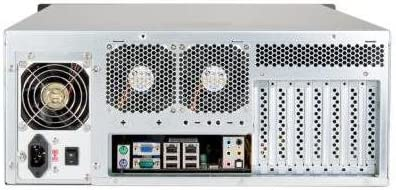 CHENBRO RM42300-F1 4U IPC RM423 No Power Supply No Backplane//Tray 1 Front Door Add-on Card