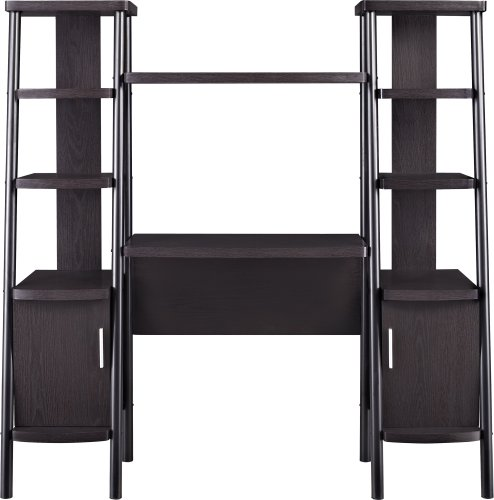 Furnishing Your Home Office Harlan Style Leaning Ladder