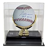 Tom Glavine Autographed Signed Atlanta Braves Official Major League Baseball HOF JSA With Deluxe Baseball Display Case