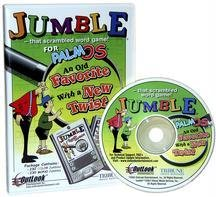 Price comparison product image OUTLOOK ENTERTAINMENT JMBL001 Jumble Scrambled Word Game for Palm OS4 & 5