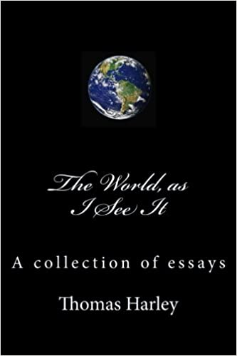 Book The World, as I See It: A collection of essays