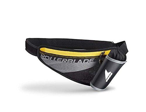 Rollerblade - Riñonera Deportiva, Bolso de Cintura para Patinar, Negro, Talla única ROLPD|#Rollerblade 06R71500 100