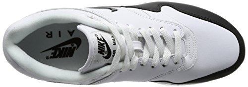 Nike Air Max 1 Premium Sc Mens Scarpe Da Corsa Bianco, Nero-nero