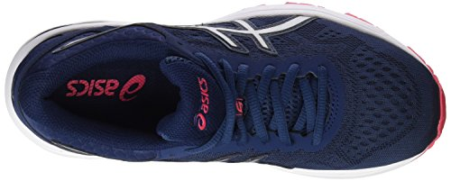 cheap extremely Asics GT-1000 6 Women's Running Shoes (T7A9N) Blue (Insignia Blue/Silver/Rouge Red) with paypal clearance find great 73wTy