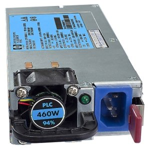 HP 593188-B21 Platinum AC Power Supply - 593188-B21
