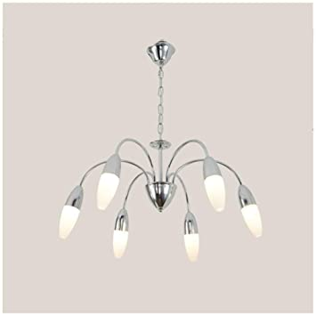 WUYAO Luces Colgantes Moderna lámpara Colgante lámpara de ...