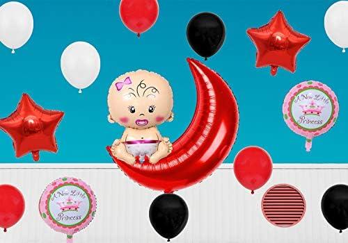 Amazon.com: Paquete de 15 globos para fiesta de cumpleaños ...