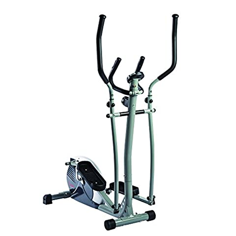 Sunny Health and Fitness Magnetic Elliptical Trainer - Home Elliptical Trainer
