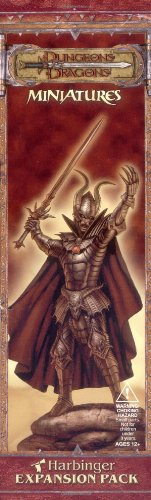 D&D Miniatures Harbinger Booster Pack: A D&D Miniatures for sale  Delivered anywhere in USA