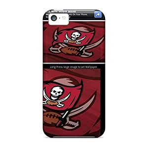 KOKOJIA Design Tampa Bay Buccaneers Hard Cases Covers For Iphone 5c