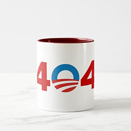 Zazzle Healthcare Gov Mug  Maroon Two Tone Mug 11 Oz