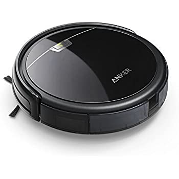 Anker RoboVac 10, Self-Docking Robotic Vacuum Cleaner with Drop-Sensing Technology (BLACK)